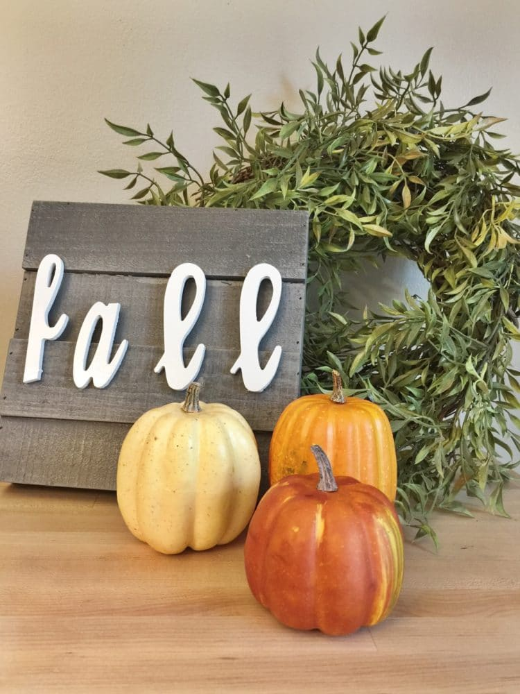 10+ DIY Fall Decor Projects 8